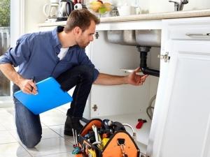 بازکردن لوله های آشپز خانه در هاشمی